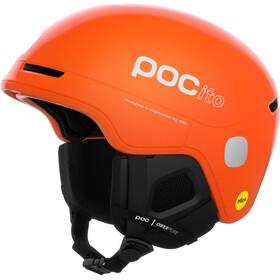 POC POCito Obex MIPS Helmet Kids, oranje